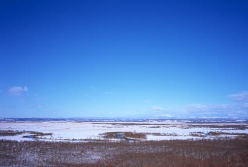 Hokkaido「Kushiro marshland, Hokkaido, Japan」:スマホ壁紙(14)