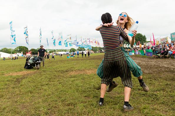 Greeting「Glastonbury Festival 2016 - Preparation」:写真・画像(14)[壁紙.com]