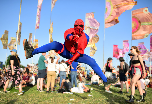 Glastonbury - England「Glastonbury Festival 2019 - Day Two」:写真・画像(5)[壁紙.com]