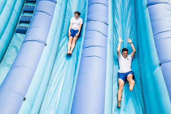 Tristan Fewings「Vita Coco Brings The UK's Biggest Slip 'N' Slide To London」:写真・画像(11)[壁紙.com]