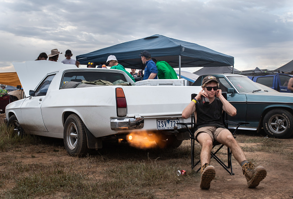 Camping Chair「Ute Enthusiasts Gather For 21st Annual Deni Ute Muster」:写真・画像(4)[壁紙.com]
