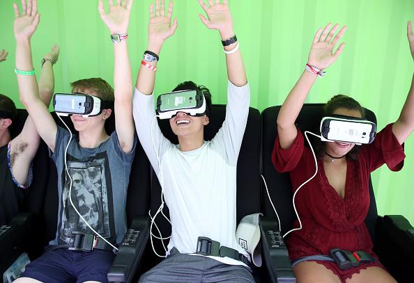 Virtual Reality「Samsung at Lollapalooza 2016 - Day 2」:写真・画像(15)[壁紙.com]