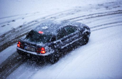 Passenger「Car on snowy street」:スマホ壁紙(6)