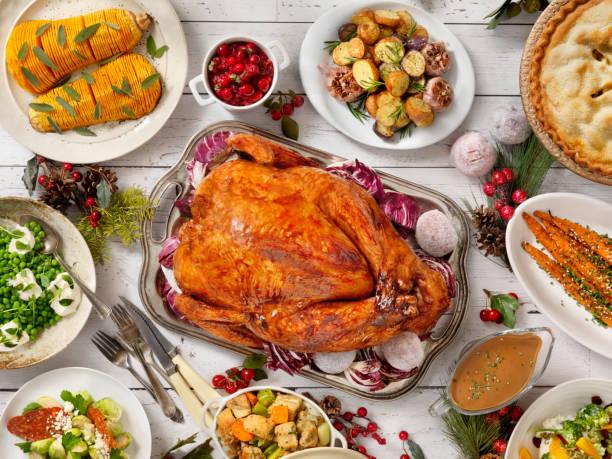 Holiday Turkey Dinner:スマホ壁紙(壁紙.com)