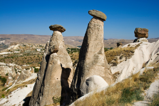 UNESCO「Fairy chimneys in Cappadocia」:スマホ壁紙(18)