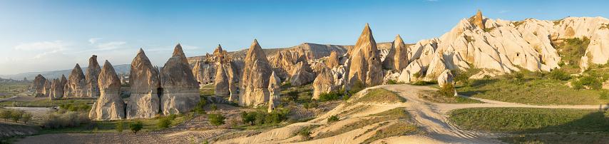 Anatolia「Fairy Chimneys of Cappadocia」:スマホ壁紙(13)