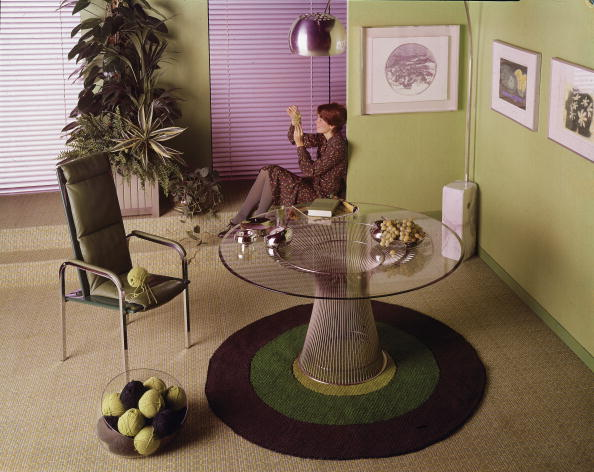 Home Interior「A Dining Room Of Its Time」:写真・画像(9)[壁紙.com]