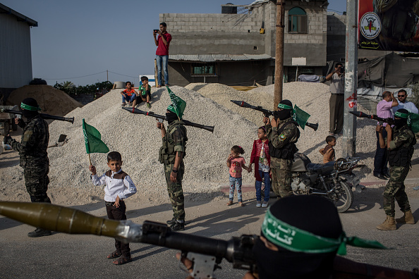 Hamas「Electricity Cuts Deepen Gaza Crisis 10 Years After Israeli Blockade」:写真・画像(13)[壁紙.com]