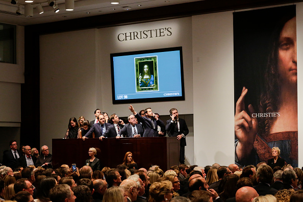 "Art「Christie's To Auction Leonardo da Vinci's ""Salvator Mundi"" Painting」:写真・画像(12)[壁紙.com]"