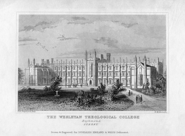 Methodist「The Wesleyan Theological College, Richmond, Surrey, mid 19th century. Artist: WM Dore」:写真・画像(0)[壁紙.com]