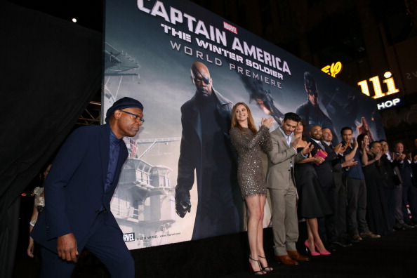 "Emily VanCamp「Marvel's ""Captain America: The Winter Soldier"" Premiere - Red Carpet」:写真・画像(10)[壁紙.com]"