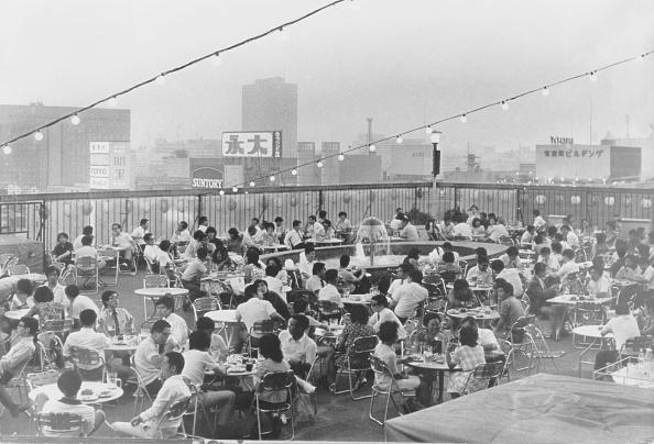 Tokyo - Japan「Rooftop Bar」:写真・画像(5)[壁紙.com]