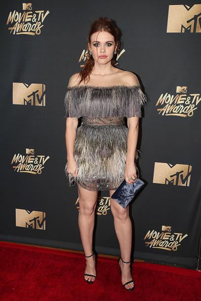 Holland Roden「2017 MTV Movie And TV Awards - Red Carpet」:写真・画像(13)[壁紙.com]