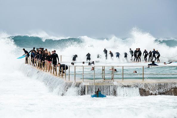 Sydney「Wild Surf Conditions At Sydney Beaches」:写真・画像(19)[壁紙.com]