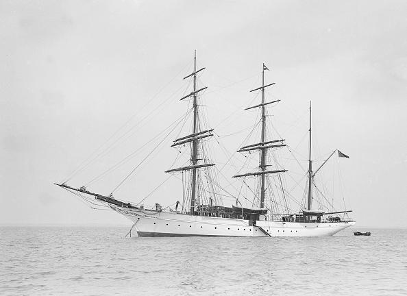 Cutting「The 135 Ft Barque Sailing Ship Modwena」:写真・画像(19)[壁紙.com]