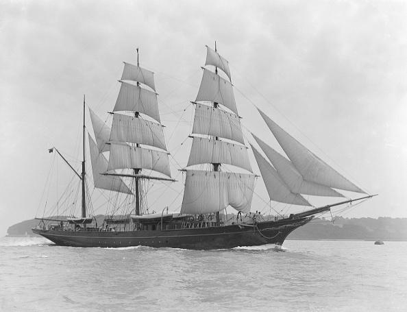 Human Role「The 135 Ft Barque Sailing Ship Modwena」:写真・画像(0)[壁紙.com]