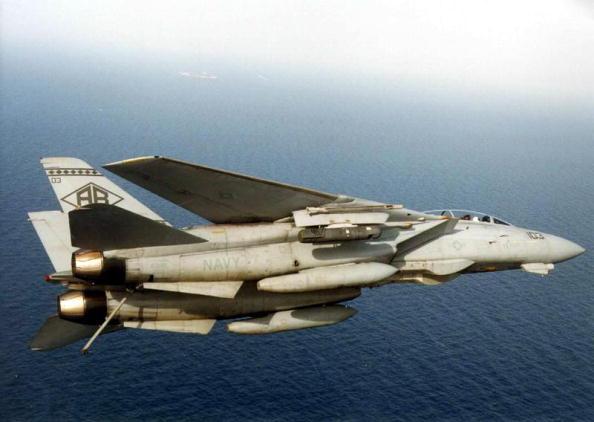 Plant Pod「Navy Grounds F-14 Tomcats」:写真・画像(5)[壁紙.com]
