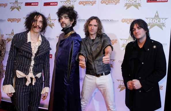 Classic Rock Roll of Honor「Classic Rock Roll Of Honour - Arrivals」:写真・画像(9)[壁紙.com]