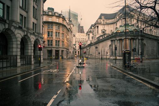 London - England「Deserted London 01」:スマホ壁紙(15)