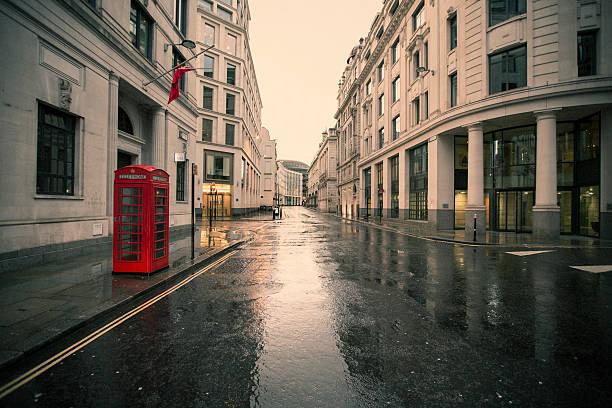 Deserted London 02:スマホ壁紙(壁紙.com)