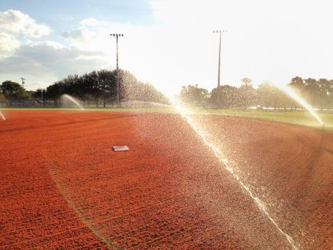 Sprinkler「Sunrise field maintenance」:スマホ壁紙(12)