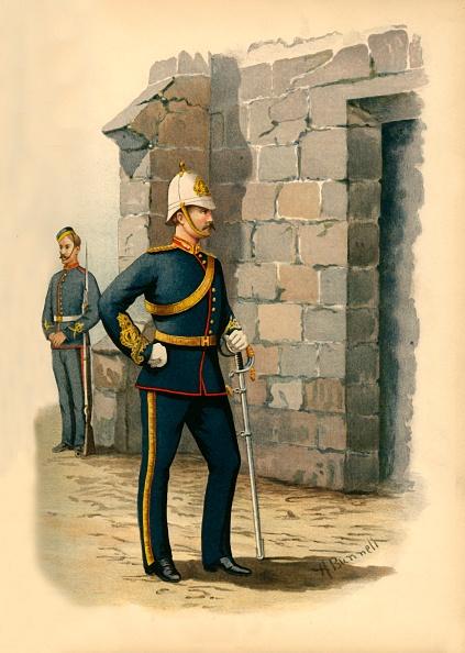 Giles「Halifax Garrison Artillery」:写真・画像(7)[壁紙.com]