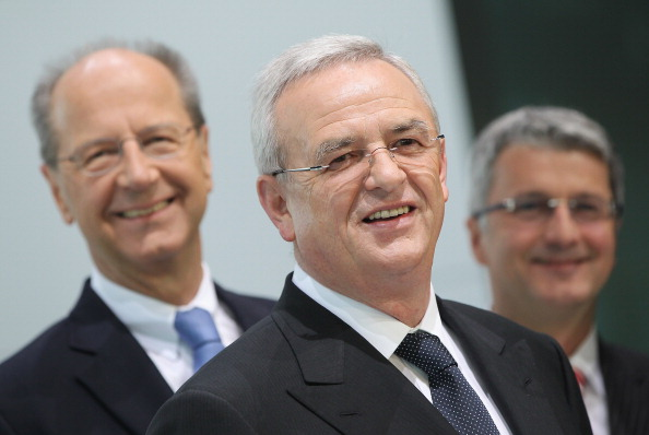 Wolfsburg - Lower Saxony「Volkswagen AG Presents Financial Results For 2010」:写真・画像(18)[壁紙.com]