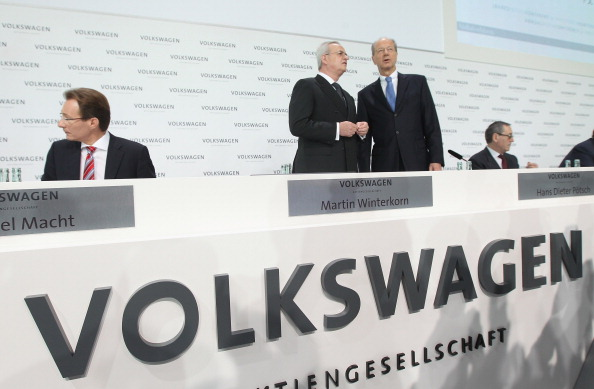 Wolfsburg - Lower Saxony「Volkswagen AG Presents Financial Results For 2010」:写真・画像(19)[壁紙.com]