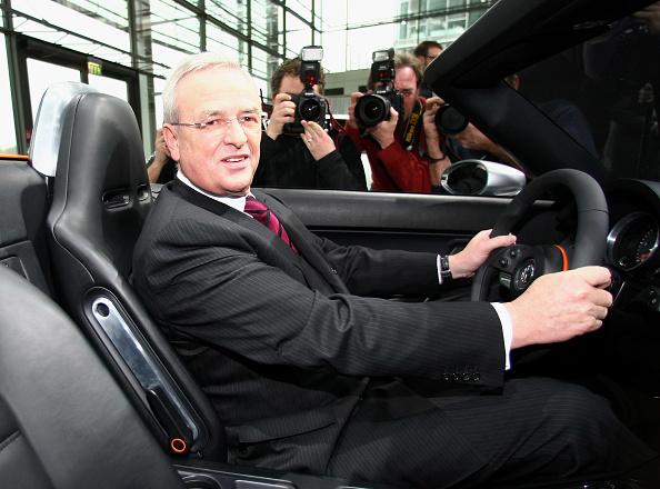 Wolfsburg - Lower Saxony「Volkswagen AG Announces Annual Results 2008」:写真・画像(4)[壁紙.com]
