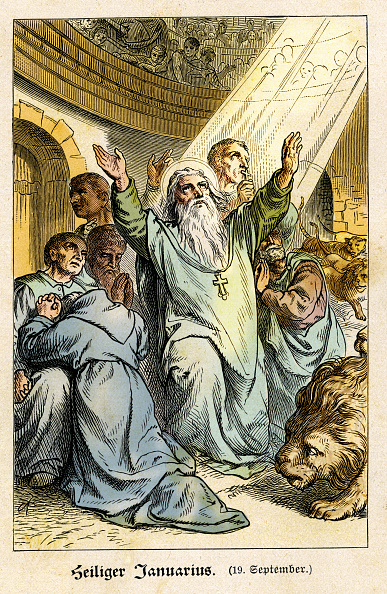 Miracle「Saint Januarius」:写真・画像(1)[壁紙.com]