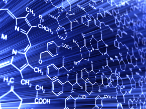 Chemical「formulas」:スマホ壁紙(6)