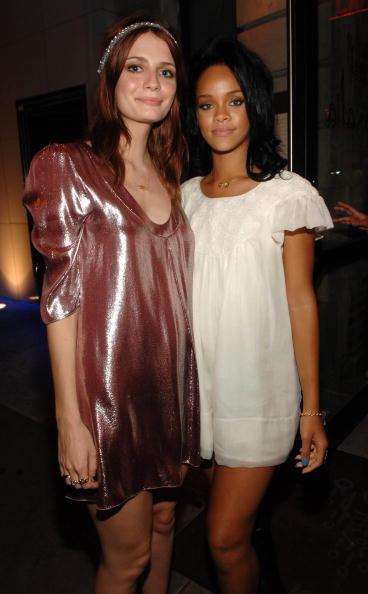 Baby Doll Dress「Paper Magazine Celebrates Cover Model Rihanna At D'OR At Amalia Restaurant」:写真・画像(7)[壁紙.com]