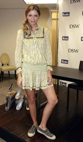 """Gray Shoe「Mischa Barton Introduces """"Rave"""" Sneakers From Keds」:写真・画像(0)[壁紙.com]"""