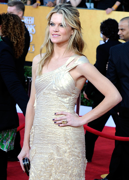 Black Nail Polish「18th Annual Screen Actors Guild Awards - Arrivals」:写真・画像(10)[壁紙.com]