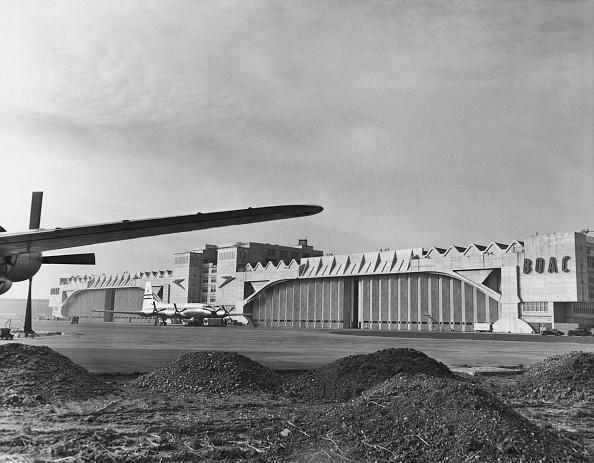 Heathrow Airport「BOAC Maintenance Headquarters」:写真・画像(6)[壁紙.com]