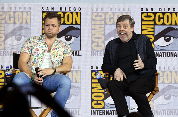 "Mark Hamill「2019 Comic-Con International - Netflix's ""The Dark Crystal: Age Of Resistance"" Panel」:写真・画像(14)[壁紙.com]"