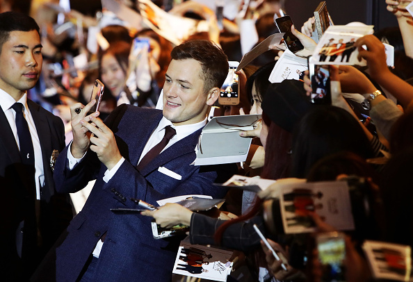エンタメ総合「'Kingsman: The Golden Circle' Seoul Premiere」:写真・画像(11)[壁紙.com]