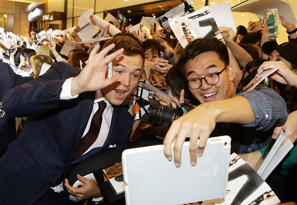 エンタメ総合「'Kingsman: The Golden Circle' Seoul Premiere」:写真・画像(9)[壁紙.com]