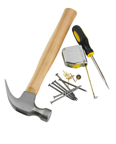 Nail - Work Tool「An assortment of tools」:スマホ壁紙(17)