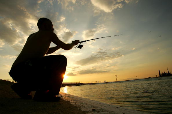 Fishing Rod「California's Water Needs Expected To Jump 25% In Next 40 Years」:写真・画像(0)[壁紙.com]