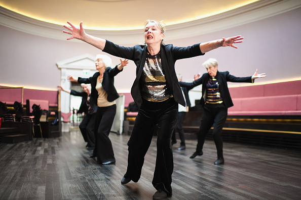 Month「Dancers Perform At The Luminate Creative Ageing Festival」:写真・画像(18)[壁紙.com]