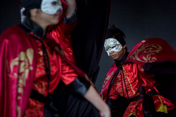 Fire Pit「Chingay Parade Media Preview」:写真・画像(17)[壁紙.com]