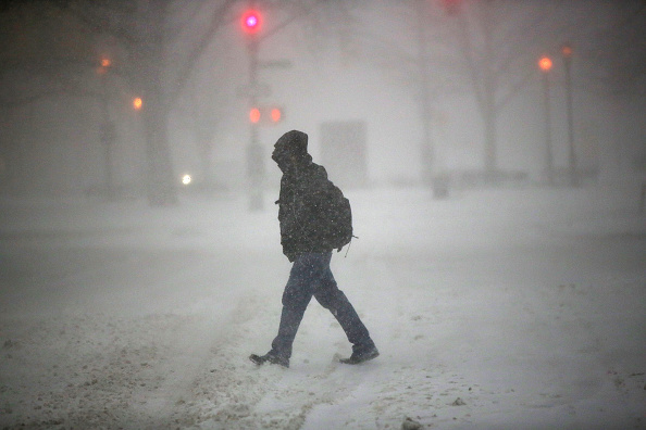2016 Winter Storm Jonas「Huge Snow Storm Slams Into Mid Atlantic States」:写真・画像(11)[壁紙.com]