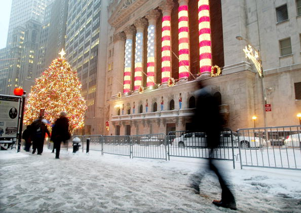 Patriotism「Winter Snow Storm Pounds East Coast  」:写真・画像(12)[壁紙.com]