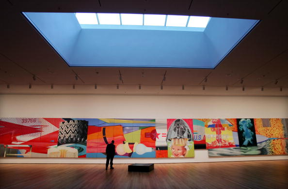 New York City Museum Of Modern Art「Revamped Museum Of Modern Art Set To Open」:写真・画像(0)[壁紙.com]