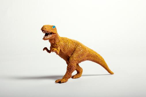 恐竜「Toy dinosaur.」:スマホ壁紙(3)