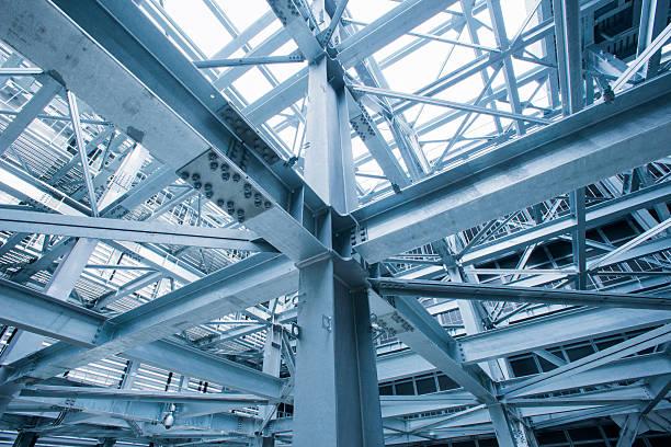 Complex steel structures.:スマホ壁紙(壁紙.com)