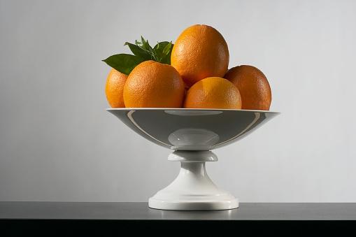 Formalwear「Oranges in bowl」:スマホ壁紙(16)