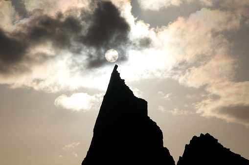cloud「Sunrise in Antarctica」:スマホ壁紙(9)