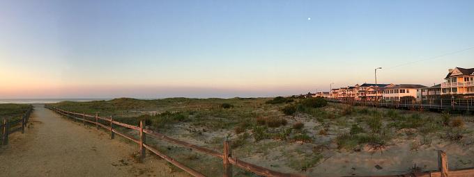 ニュージャージー州 ジャージー・ショア「Sunrise in Ocean City New Jersey」:スマホ壁紙(13)